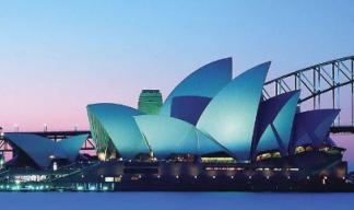 防墜自鎖器在悉尼歌劇院中的應用