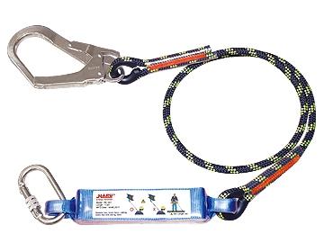 在戶外使用高空作業安全繩需要註意哪些事項